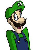 Luigi by AgentQwilfish