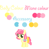 Candy star ref sheet by AngelGroup