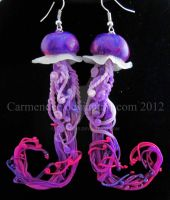 galactic jelly fish by carmendee