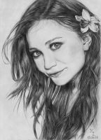 Mary Kate Olsen by Katharina-LS
