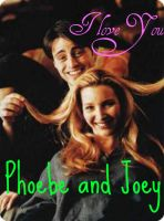Joey and Phoebe by XxMariahXx