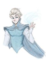 The Cold Never Bothered Me Anyway by pinkyapple