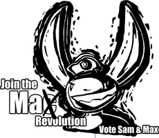 SaM- Join the Max Revolution 2 by Ginny-N