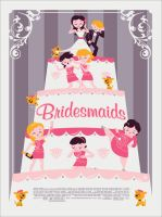 Bridesmaids by Montygog