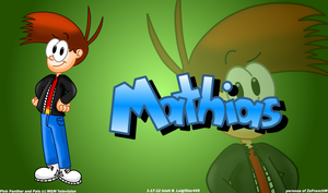 DAHAP - Mathias Banner by LuigiStar445