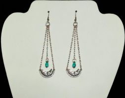 Chandalier Earrings by 2ndWindAccessories
