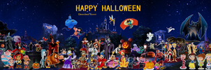 It's Halloween Time by DisneyDude-94