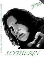 Severus Snape by Lecter213