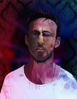 Only God Forgives Cover Competition Back by TheFullMetalArtist