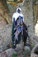 The lone drow by S-Lancaster