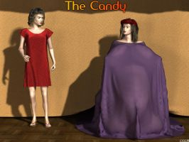 The Candy TF - 1 by cccm