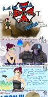 Resident Evil meme filled by KoShiatar