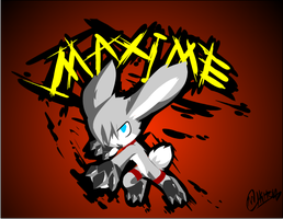 Maxime promo art by Ryanide