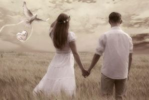 Together Forever by VisualPoetress
