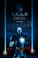 S.H.A.G Events presents: The Avengers (Reedit) by cloudytinez