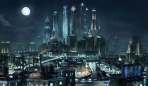 Night City of SR the third by DuD1997