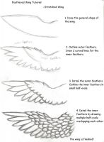 Wing Tutorial by Howling-Wolf