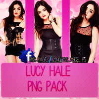PNG Pack(24) Lucy Hale by BeautyForeverr
