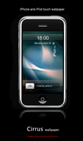 Cirrus Iphone by Corwins