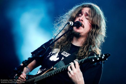 Opeth at Hellfest V by CaroFiresoul