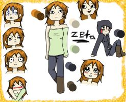 Zeta Reference Sheet by CleeksFire