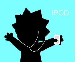 .:IPOD FEVER-MAGGIE:. by 3ls1ta