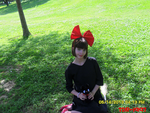 Kiki's delivery service cosplay by tdr-1997