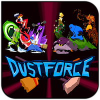 Dustforce Icon by Alucryd