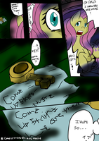 Fluttershy Mansion Pg15 by ShujiWakahisaa