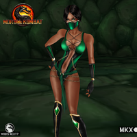 MK: Jade's Return-A Legend Never Dies :D by Krypto4CatSuits