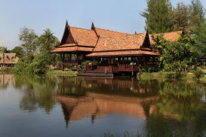 Large Sala at Ancient Siam by David-Will
