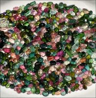 Faceted Tourmaline by Undistilled