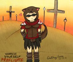 Fallout: Vulpessss by LuciferianRising