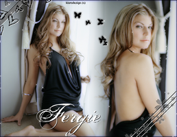 Fergie Tag by KiaraDesign