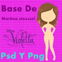 Base de Martina stoessel by RochiTinita