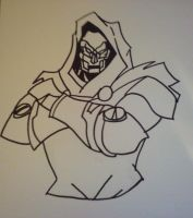 Dr. Doom by mmarra12