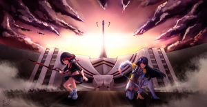 Kill la kill (video) by Laly-DeRose