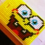 Who lives in a pineapple under the sea? by Aveneline
