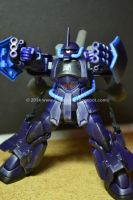 HGBF Gouf R35 Painted by angelprisz