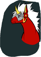 ALICOR HEADSHOT COLOR by goonandthegallows ON FA by DEVIOUS-DISCORD-RP