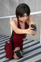 Ada Wong - Resident Evil by popecerebus