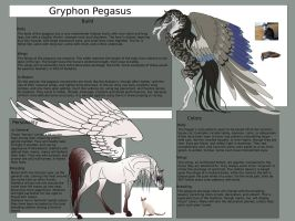 Breed: Gryphon Pegasus by DemiWolfe
