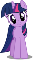 Vector #380 - Twilight Sparkle #21 by DashieSparkle