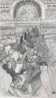 Rogue And Mags, Second draft by elysian-autumn