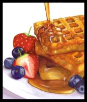 Waffle by debussy01247