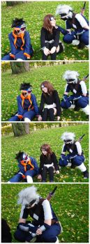 Obito gets the girl by Hypernobility