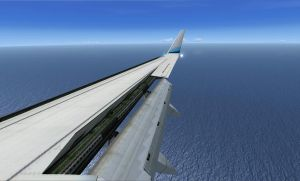 FSX Boeing 717 aile by julsscorp