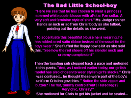 The Bad Little School-boy +013 by SissyDemi