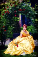 Belle by Miwako-cosplay