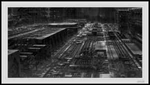 Tyrell District BW by eccoarts